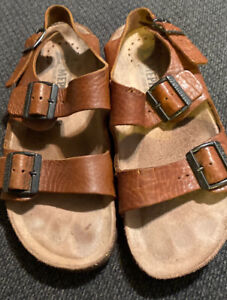 Mens Mephisto Air Relax Sandals Sz 42