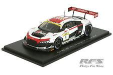 Audi R8 LMS Ultra - Edoardo Mortara - GP Macau GT Cup 2014 - 1:43 Spark SA070
