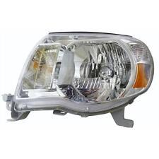 Toyota Tacoma Truck  05-11 Left Driver Side Lh Headlight Headlamp Combo New