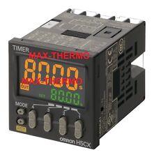 OMRON H5CX-A-N Series Digital TIMER 100-249 VOLT AC