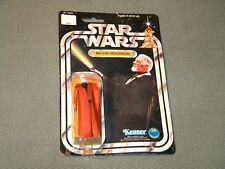 Vintage Star Wars Ben Obi-Wan Kenobi 12 Back Figure 1977, NEW