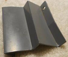 YAMAHA 1978 XT 500 XT500 2H0-21711-01-20 Crystal Silver Left Side Cover 11-012