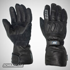 Rukka Mars Gore-Tex Thermo Motorrad Handschuhe Größe 9 Leder UVP €149,90