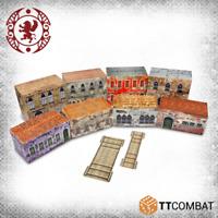 TTCombat BNIB Crumbling Buildings TTCGX-ACC-006