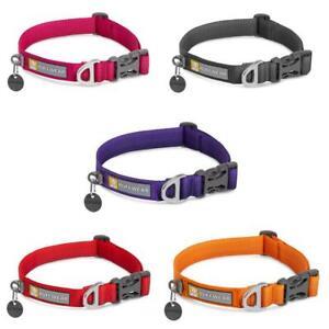 Ruffwear Front Range Dog Collar 2020 Design - Soft, Durable Webbing