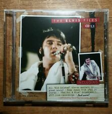 THE ELVIS FILES*<>2012 CD 1.1 FAN CLUB CD<>NEW<>SEALED<>OOP