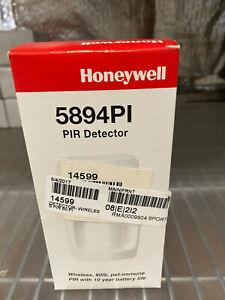 Honeywell 5894PI PIR Motion Detector w Pet Immunity (NIB-lot of 9)
