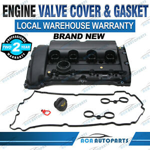 Engine Valve Cover w/ PCV + Gasket for BMW MINI Cooper S JCW R55 R56 R57 R58