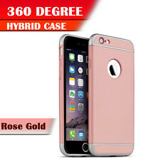 NUOVO Shockproof BACK Case Cover per Apple iPhone 6 6S ROSE ORO (02