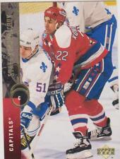 1994-95 Upper Deck #214 Steve Konowalchuk Washington Capitals