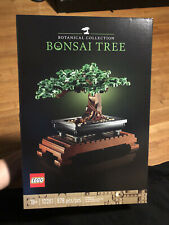 Lego 10281 Botanical Collection Bonsai Tree 878 pcs Brand New and Sealed