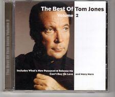(HG913) The Best Of Tom Jones Volume 2 - 2000 CD