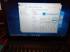 Dell Latitude E6410 Intel i5-m520@2.40 320GB 4GB no battery Windows 10 Pro