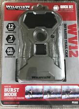 Wildview Wv 12 Megapixel Trail Camera Video/Photo Brand New Sealed Hunting