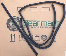 Bearmach Land Rover Defender Front Right O/S Rubber Door Seal Kit  LR077687