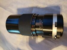 Auto Tamron 1:3.5 f=200mm No.198696 Camera Focal Lens for Pentax Made in Japan