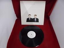 Vinyl Records Album LP with Sleeve  PET SHOP BOYS ACTUALLY (90)