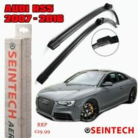 "AUDI RS5 2007-2016 SPECIFIC FIT FRONT WINDSCREEN WIPER BLADES 24""20"""
