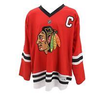Chicago Blackhawks NHL Reebok Jonathan Toews Kids Youth Size Jersey New Tags