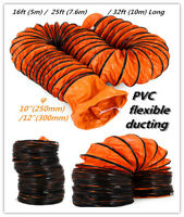 """For Duct FanConnector 317MM 12/"""" Inch Fan Ducting Clamp"""