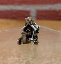"""New listing Charming Tails Miniature """"Home Tweet Home"""" - 2005 - No Packaging - Vgc"""