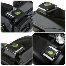Camera Hot Shoe Bubble Spirit Level Cover Cap For Canon Nikon Pentax Olympus OP