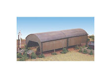 Two Road Carriage Shed Kit - N gauge Ratio 231