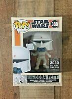 Funko Pop! Boba Fett (Concept Series) - Galactic Convention No 388 Star Wars