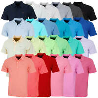 Greg Norman Mens KX04 Performance Micro Pique Golf Polo Shirt 28% OFF RRP