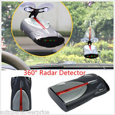 12V Car 16-Band GPS Radar Detector Laser Anti Radar Camera Detection 360°XRS9880