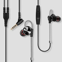3.5mm HIFI Super Bass Headset-Wired In-Ear-Earphone Stereo Earbuds For MP3 Phone