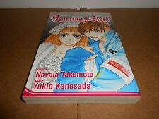 Kamikaze Girls by Novala Takemoto Manga Graphic Novel Book in English