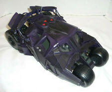 Mattel DC Batman Begins Electronic Batmobile Tumbler NO MISSILES