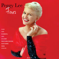 Peggy Lee FEVER 180g BEST OF 16 ESSENTIAL SONGS New Sealed Red Colored Vinyl LP