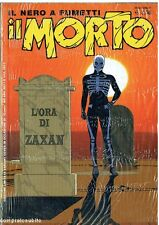 Fumetto Noir IL MORTO n.12 Variant Cover