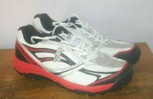 Mens Kookburra Pro 400 Spike  Cricket Shoes Size UK 11 NEW