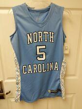 New Mens Nike Air Jordan Unc North Carolina Stitched Jersey Dri-Fit Medium M