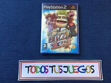Buzz! El Gran Concurso Musical Play Station 2 Playstation Pal ESP PRECINTADO