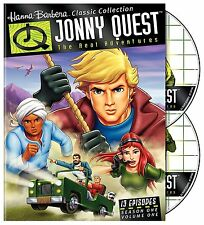 The Real Adventures of Jonny Quest: Complete First Season 1, Vol One, DVD,2-Disc
