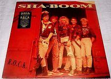 SHA-BOOM R.O.C.K. W. ANDY SCOTT SWEET ON GUEST APPEARANCE GLAM LP 1988