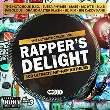 Various Artists - Rapper's Delight: Ultimate Hip-Hop Anthems / Various [New Cd]