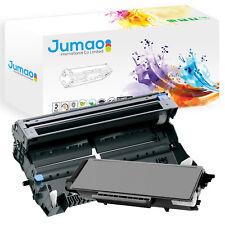 Toner + Tambour type Jumao compatibles pour Brother HL-5350DN, Couleur noir