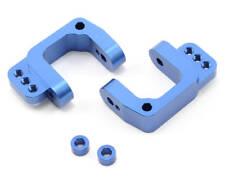 ST Racing STC7919B Aluminum Caster Blocks (Blue)