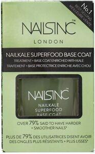 Nails Inc Nailkale Superfood Base Coat 14 ml
