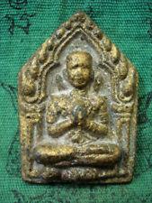 Khun Paen Warrior Kuman Thong Talisman Love Charm Sex Luck Mantra Thai Amulet