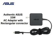 New Original ASUS EeeBook E200H X205T X205TA E202SA 19V 33W AC Adapter ADP-33AW