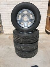 """FORD F250 F350 09-18 18""""  OEM WHEELS BC-34-1007-BA with MICHELIN TIRES LTX A/T"""