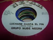 Latin 45 GRUPO NUBE NEGRA Luchare Hasta El fin on Neyar