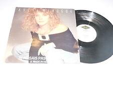 "KYLIE MINOGUE - Je Ne Sais Pas Pourquoi - 1988 UK 2-track 12"" vinyl single"