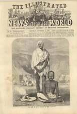 1858 matones secreto asesinos de la India John Bull Watchdog